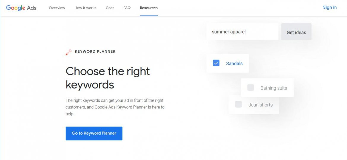How does Google's keyword planner tool work? Top 7 valid checklist
