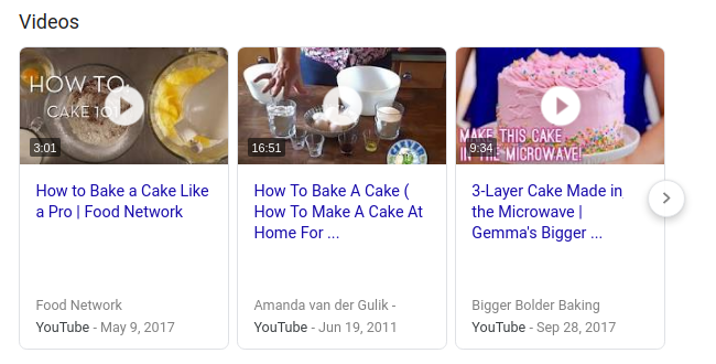 serp video results
