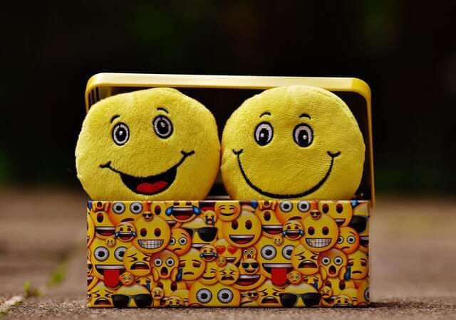 Social media tools conclusion emoji