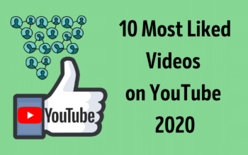10 most liked videos on youtube 2020