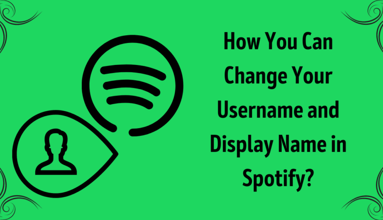 Change Username and Display Name in Spotify