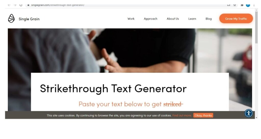 best strikethrough text generator tools